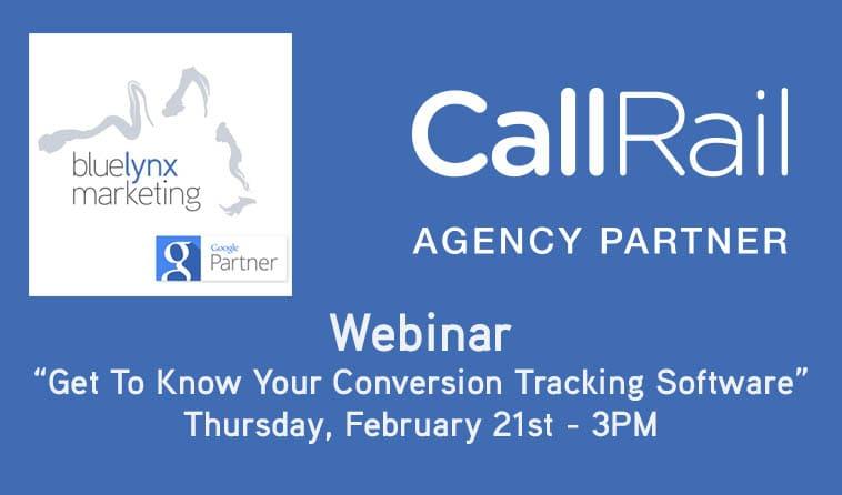 Learn Callrail Webinar