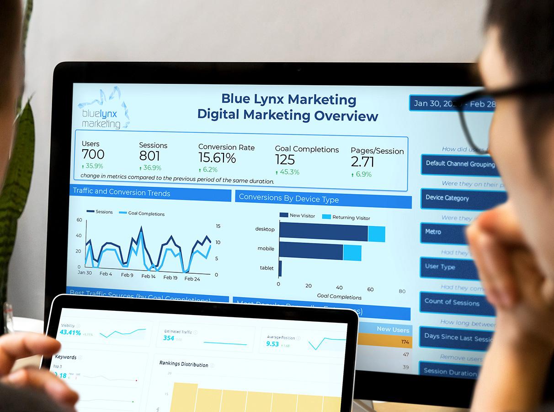 Free Website Marketing Audit
